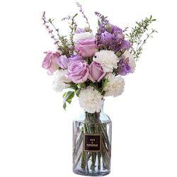 FLOWERPLUS 花加 悦花·简约 订阅鲜花 每周一花 4束 +凑单品【已结束】
