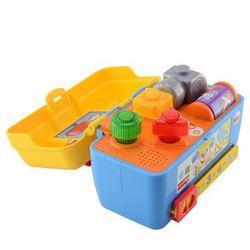 Fisher-Price 费雪 DMW54 智玩宝宝工具箱(双语) *2件