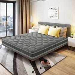 SLEEMON 喜临门 森呼吸 竹炭纤维弹簧床垫 180*200cm