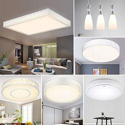 nvc-lighting 雷士照明 鸟巢系列 LED吸顶灯 三室两厅套餐