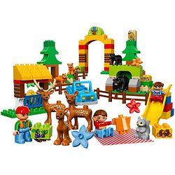 LEGO 乐高 得宝系列 10584 森林公园