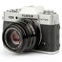 FUJIFILM 富士 X-T20 无反相机套机(XF 35mm F2定焦镜头)