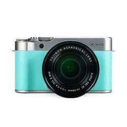 FUJIFILM 富士 X-A10(16-50mm f/3.5-5.6)APS-C画幅无反相机套机