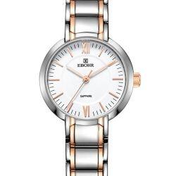 EBOHR 依波 时代元素系列 50510221 女士时装腕表 +凑单品