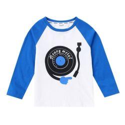 安奈儿 EB811111 男童长袖T恤