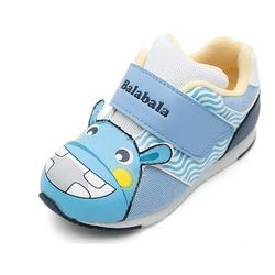 Balabala 巴拉巴拉 儿童休闲运动鞋 *3件