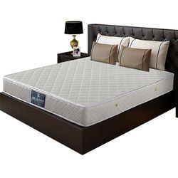 蕾舒 珍尼斯弹簧床垫 (精钢弹簧+3E椰梦维 1.5*2.0米
