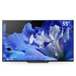 SONY 索尼 KD-55A8F 55英寸 4K OLED电视