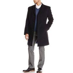 TOMMY HILFIGER 汤米·希尔费格 Barnes 男款羊毛大衣