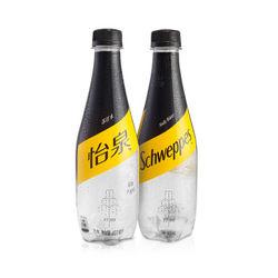 Schweppes 怡泉 苏打水 400ml*12瓶 *5件