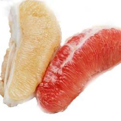 华润五丰 平和红白蜜柚组合装 单果约2.5-3斤 2个
