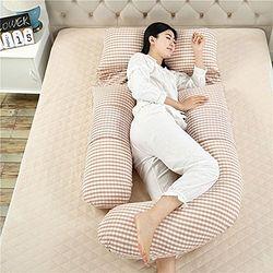 Miloxien 米珞玺恩 G型孕婦抱枕多功能护腰侧睡枕