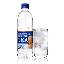 SUNTORY 三得利 透明奶茶味天然水 550ml