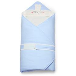 PurCotton 全棉时代 婴儿针织抱被 90x90cm 1条装