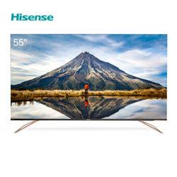 Hisense 海信 H55E75A 55英寸 4K 液晶电视