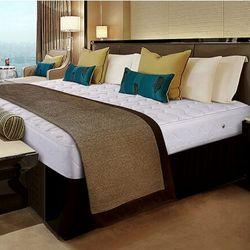 KING KOIL 金可儿 酒店精选系列 晶锐 弹簧床垫 180*200cm