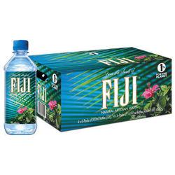 FIJI WATER 斐济 天然矿泉水 500ml*24瓶