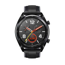 HUAWEI 华为 WATCH GT 智能手表 运动款 黑色