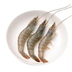 大洋世家 厄瓜多尔白虾 1.5kg 40-50只/kg