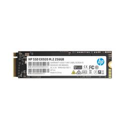 HP 惠普 EX920 M.2 NVMe 固态硬盘 256GB