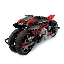星堡积木 创意MOC科技系列 FALCO游隼摩托车 XB-03021