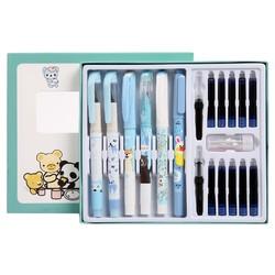 永生 学生钢笔 6支装 女生款/男生款/混搭款可选