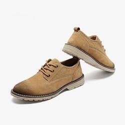 Semir 森马 1D058411229 男士低帮工装靴