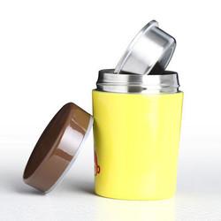 当当优品 不锈钢焖烧罐 500ml