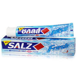 LION 狮王  SALZ 盐白洁齿牙膏 160g *5件