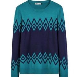 Semir 森马 10415071235 男士针织毛衣