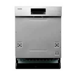 TOSHIBA 东芝 DWT4-1421 全自动半嵌入式家用洗碗机 14套