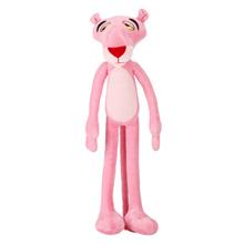 名创优品(MINISO)粉红豹毛绒公仔 Q版慵懒(高度38厘米)