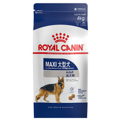 ROYAL CANIN 皇家 GR26 大型犬成犬粮 4kg *3件
