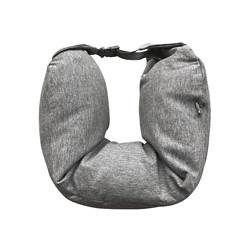 苏宁极物 多功能U型颈枕 针织款