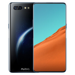 nubia 努比亚 X 智能手机 深空灰 6GB 64GB