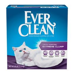 EverClean 蓝钻 膨润土砂猫砂 紫标 25磅/11.3kg *2件