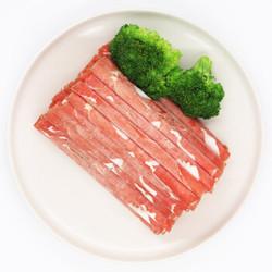信羊食品 优选肥牛卷 480g *5件