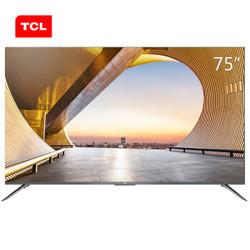 TCL 75V2 75英寸 4K 液晶电视