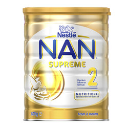 Nestle 雀巢 超级能恩 婴儿奶粉 2段 800g *6件