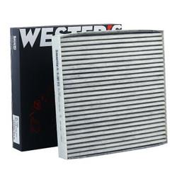 WESTER 韦斯特 MK-4080 活性炭空调滤芯 本田专用 *4件