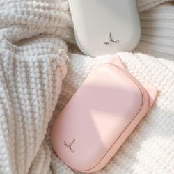 及意 便攜兩用充電寶暖手寶