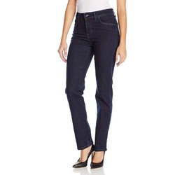 Lee 李 Monroe 女士经典直筒修身牛仔裤