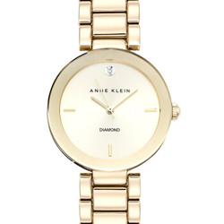 ANNE KLEIN 安妮·克莱因 AK-1362CHGB 女士时装腕表