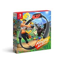 Nintendo 任天堂 Switch《健身环大冒险》体感游戏套装 日版