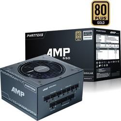 PHANTEKS 追风者 AMP 额定650W 电源(80PLUS金牌/全模组/十年质保)