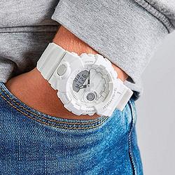 CASIO 卡西欧 G-SHOCK GBA-800-7AER 男士运动腕表