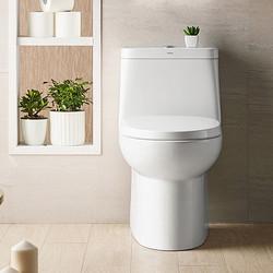 Hegii 恒潔衛浴 HC0162PT 節水緩降蓋板馬桶