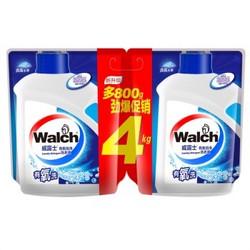 Walch 威露士 洗衣液(2kg+2kg) *3件
