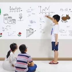 卢班 软白板贴 45*100cm 送水性笔