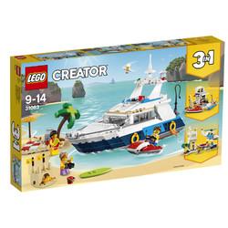 LEGO 乐高 Creator 创意百变系列 31083 巡航大历险